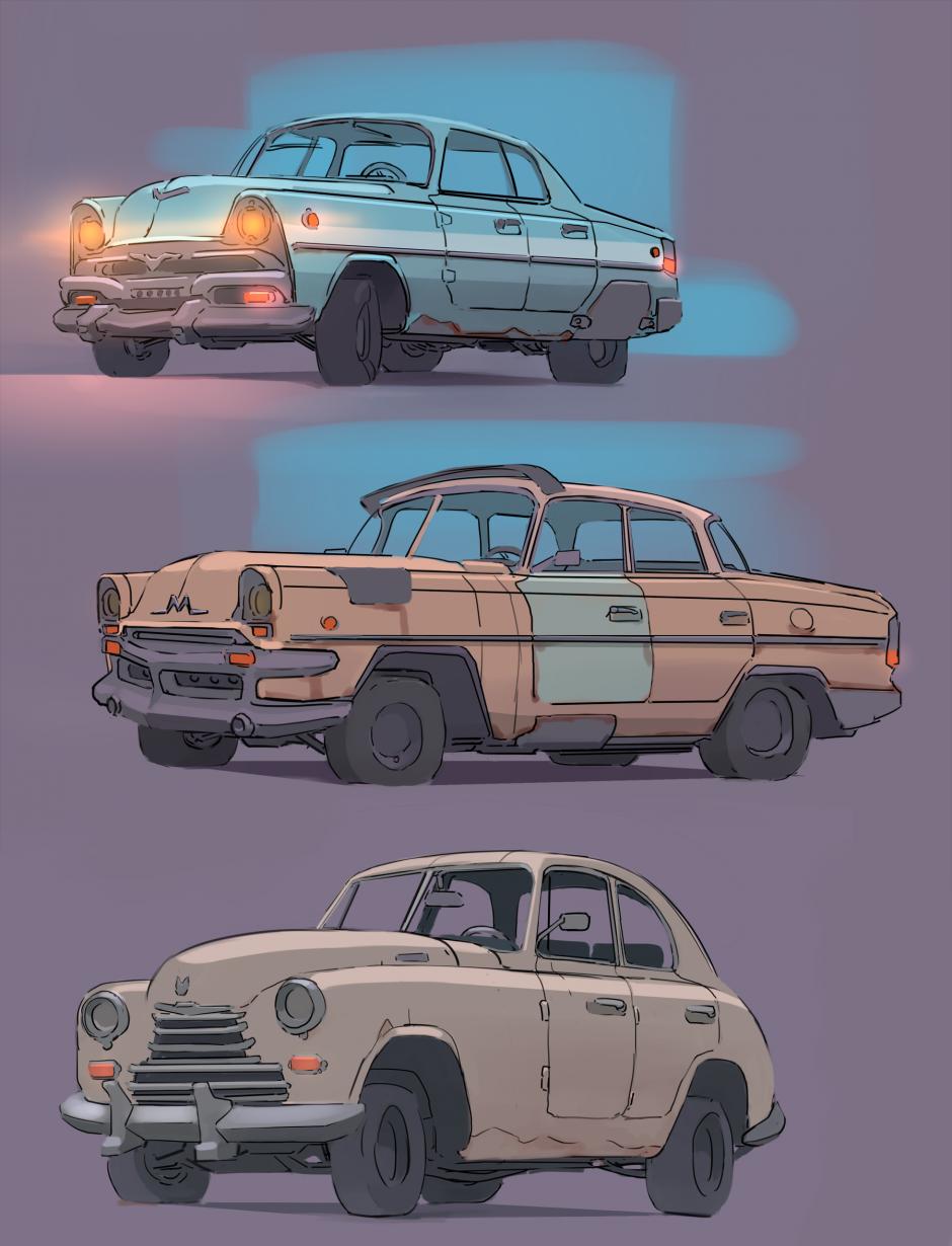 by nradiowave, рисунки, #транспорт #концепт