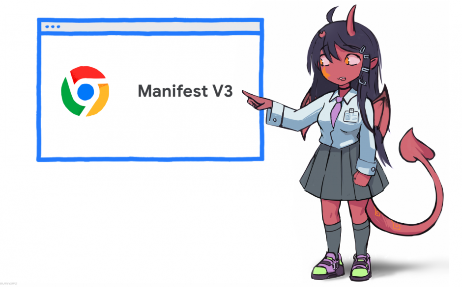 by nradiowave, Разработка расширений | Переход на manifest v3, #manifest #chrome #google #extension #development #разработка #manifest_v3